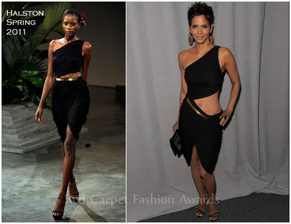 Elegance of Halle Berry