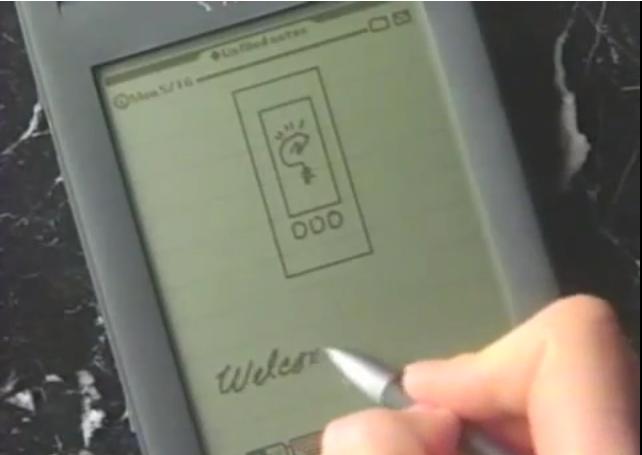 Rewind: Apple Newton (Your Dad's iPad)