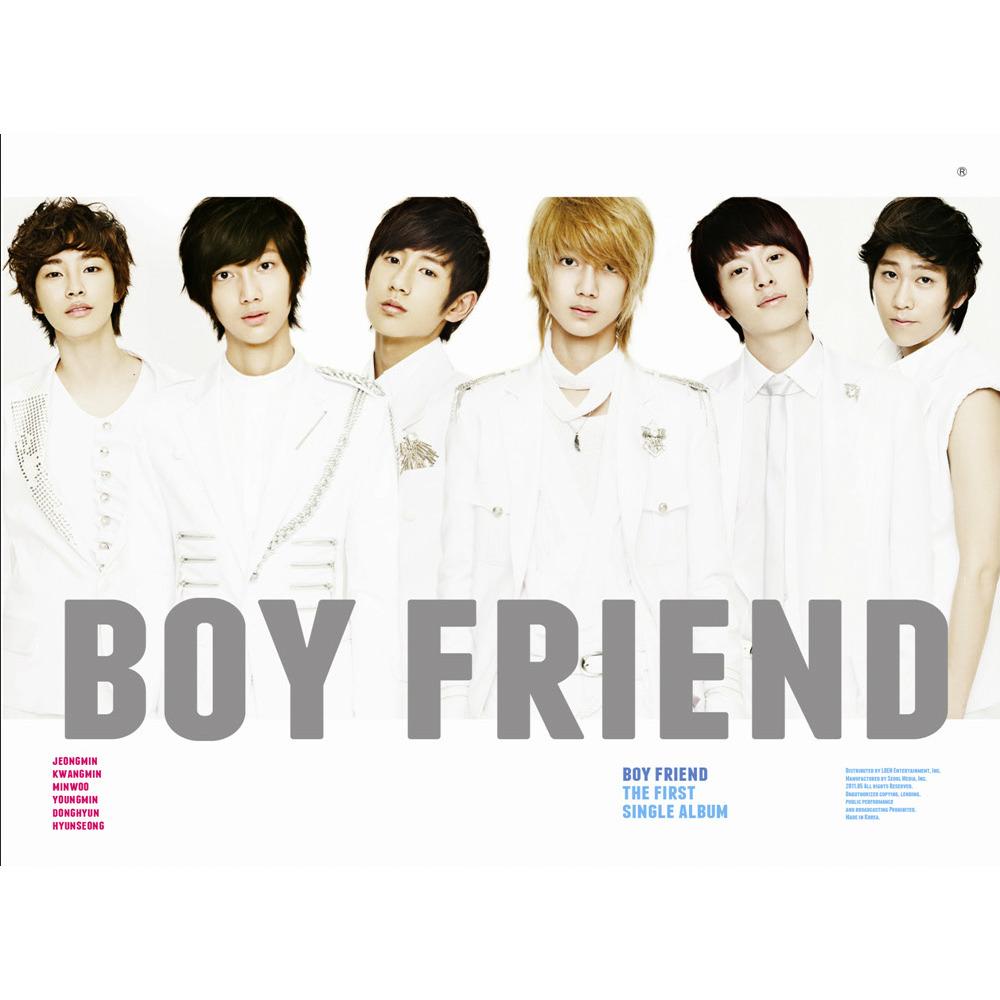 Boyfriend- Boyfriend