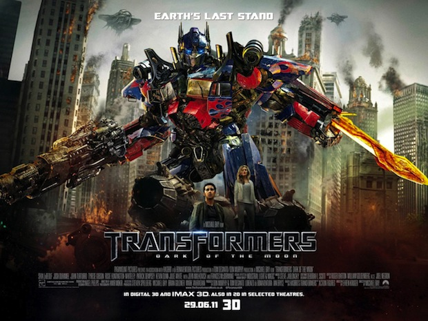 Transformers 3: Dark of the Moon – Trailer