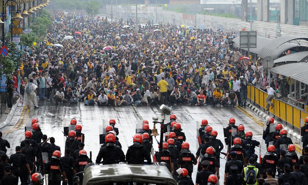 Bersih 2.0 Video Compilation