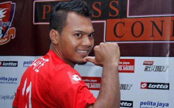 Safee Sali Appointed as Captain of Pelita Jaya (Indonesia)