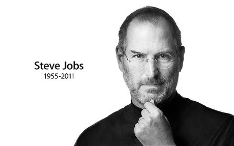 Steve Jobs is Dead – (1955-2011) R.I.P