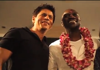 Making of Chammak Challo – Akon,Vishal & Shekhar – Video