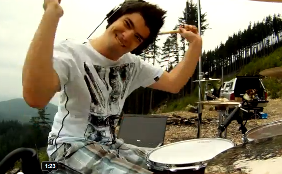 Cobus – 30 Seconds to Mars – Kings and Queens (Drum Cover)