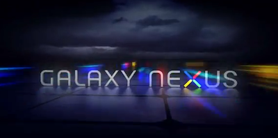 Samsung & Google Announce the Galaxy Nexus – Video