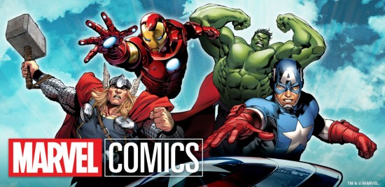Marvel Comics Launches Official Android App