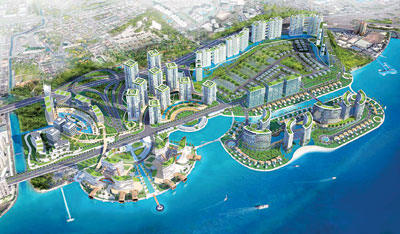 Penang World City