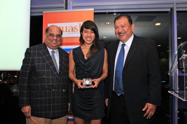 Nicol David inducted into Hall of Fame
