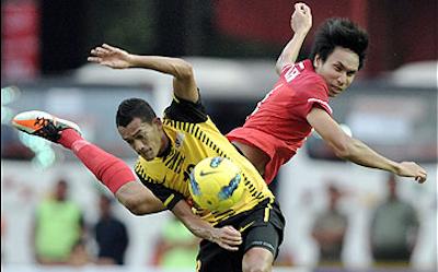 Malaysia 0-0 Singapore – 2011 SEA Games