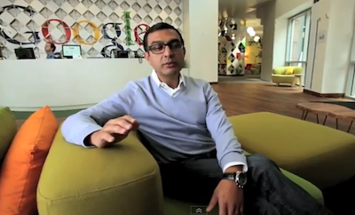 "Google's Vic Gundotra praises ""magical"" Mercedes Benz – Video"