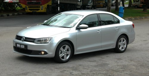 Volkswagen unveils three new models (Jetta, Passat and Cross Touran) in Malaysia