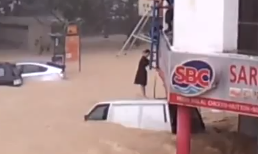 Flood in Kajang Town Dec 2011 – Videos