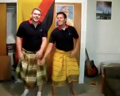 """Mat & Minah Salleh"" (foreigners) Singing Malay Songs –  7 Videos"