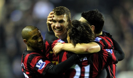 Man City go 3 points clear after 1-0 win over Wigan