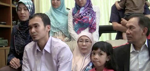 Anwar Ibrahim: Messages From Family Members – Video