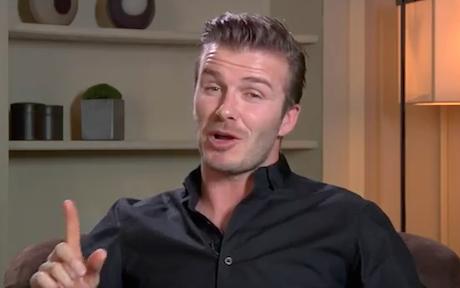 David Beckham To Host Google+ LIVE Hangout – video