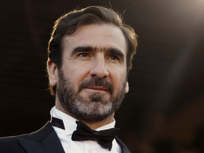 Cantona Wants to be French President