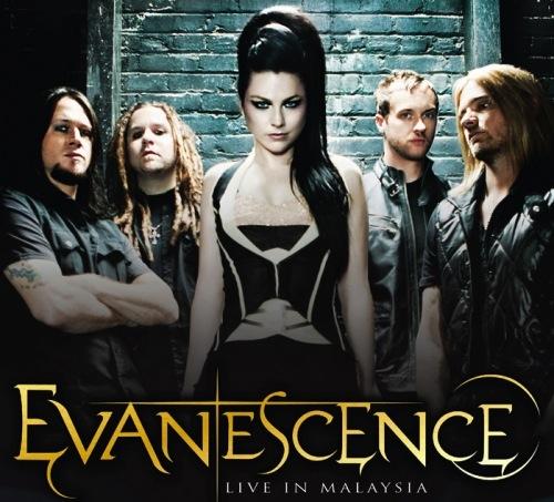 Evanescence Live in Malaysia February 2012