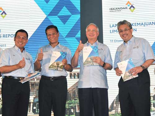 We are not affected by the Global Economy – Iskandar Malaysia