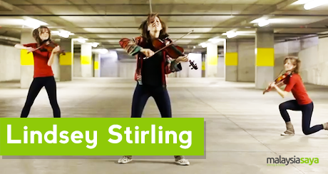 Lindsey Stirling On the Floor Cover – Video
