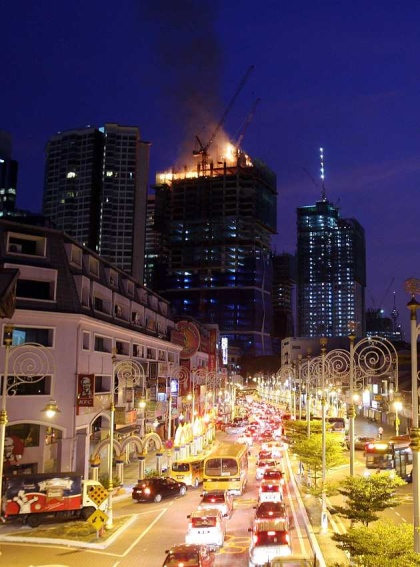 sentral-building-fire