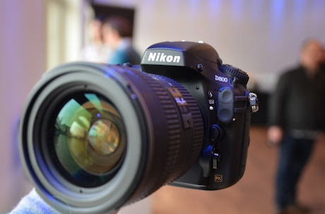 Nikon D800 36.6 Megapixels SLR Camera – Official Press Release