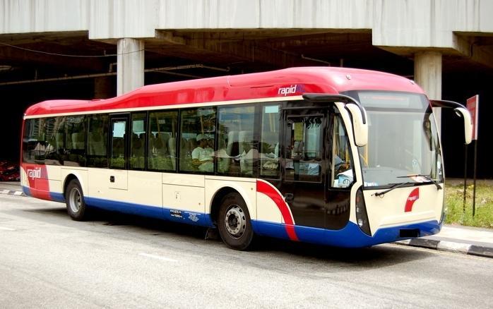 Contra-flow bus lane in Brickfields Aborted