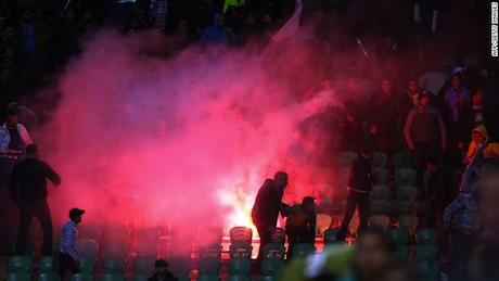 Egypt Football Violence – 74 Dead and Hundreds Injured