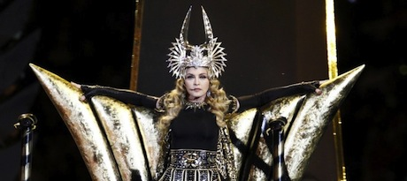 Video: Madonna NFL Super Bowl XLVI 2012 Half-Time Show
