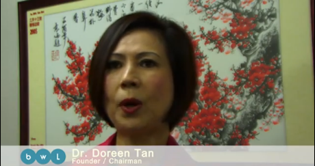 Interview with Dr. Doreen Tan Founder and Chairman of BWL