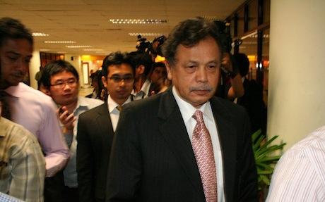 NFC Boss Mohamad Salleh Ismail Claims Trials To 4 Charges