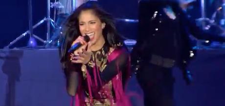 Nicole Scherzinger – Twin Tower @ Live 2012 MALAYSIA  – Video