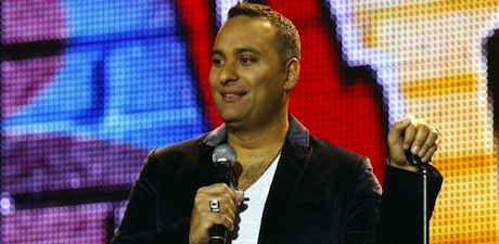 Russell Peters Coming to Malaysia in May 2012