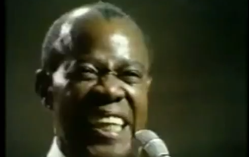 Louis Armstrong – Berus Gigi (video)