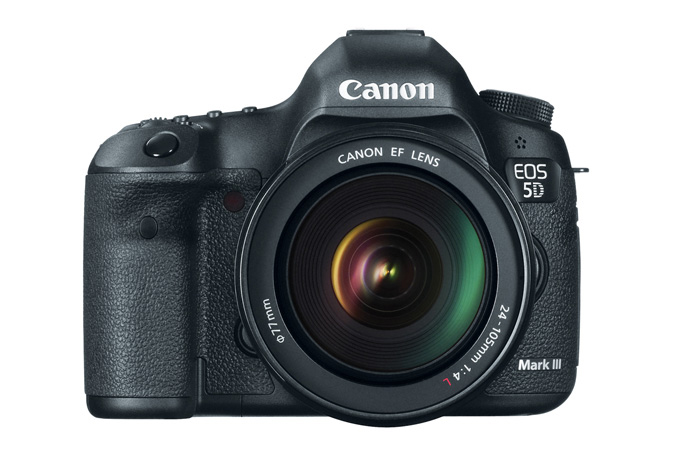 Review on Canon's new 5D Mark III which will be on the market end of this March, 2012