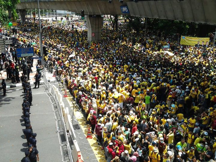 Videos: Bersih 3.0 News Coverage Collection