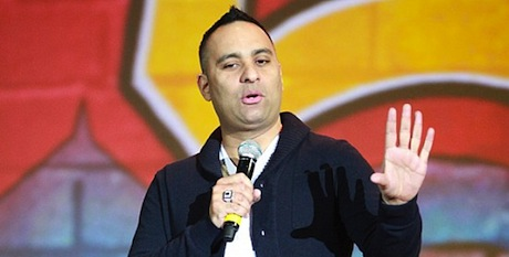 Russell Peters Will be in Malaysia on 12th May 2012 at Stadium Malawati 8:30 P.M