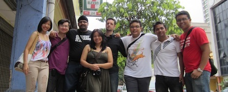 #InstaKL – Taking pictures around Kuala Lumpur