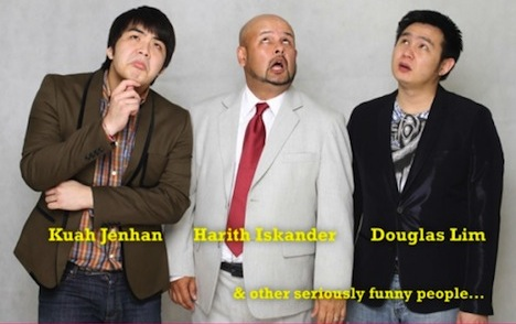PJ Laugh Fest 2012 – 5th to 27th May