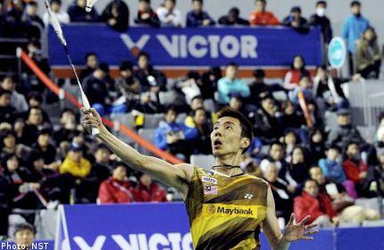 Lee Chong Wei Wins Malaysia Open