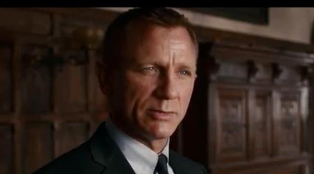 SKYFALL (James Bond) Official Trailer