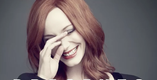 Behind the Scenes of THR's Christina Hendricks Cover Shoot