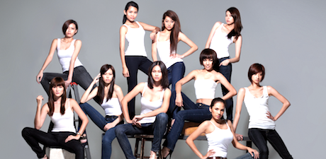 X Top Model Search 2012 Malaysia – Call For Entry