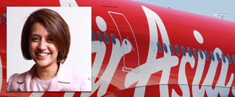 Aireen Omar is the new CEO of AirAsia for Malaysia