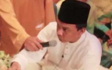 Ella's  Akad Nikah Ceremony – Video