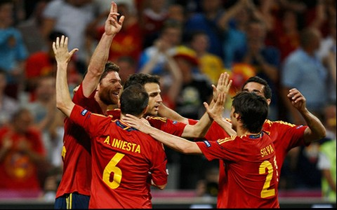 Spain Are the Winners of Euro 2012!