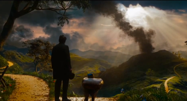 Oz TheGreat And Powerful – Official Trailer 2