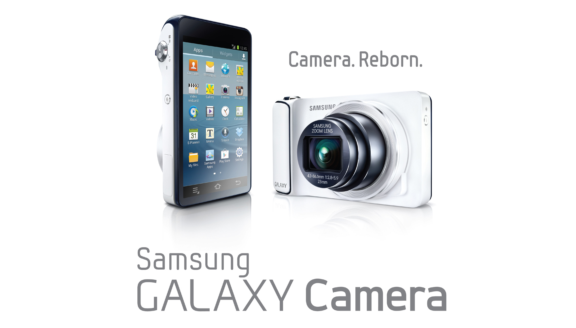 Samsung GALAXY Camera Launched – RM1,899