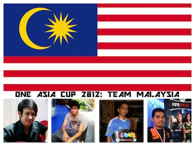 One Asia Cup December 14th 2012 – RM 50,000 Worth of Prizes up for grabs